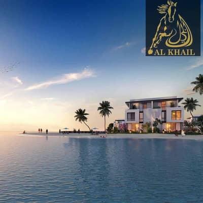 Elegant Spacious 4BR Villa in Sharjah Waterfront City Direct Beach Access
