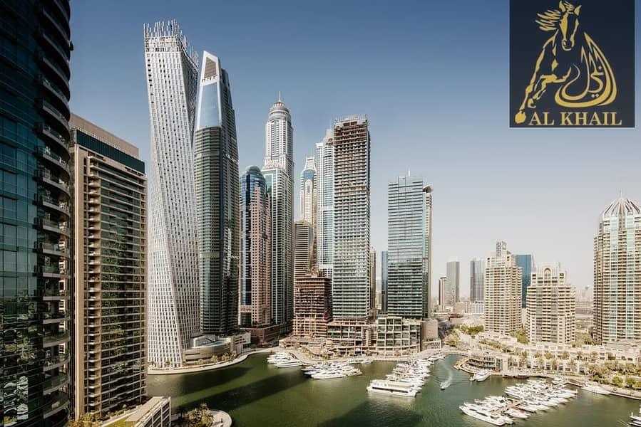 Full Marina View Amazing 3br + Maids Apartment In Marina Tower
