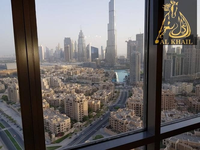 Upscale 2BR With Amazing Full Burj View On High Floor