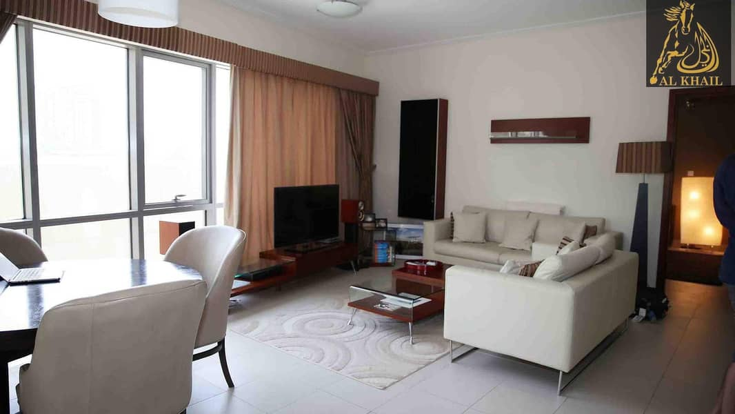 15 Upscale 2BR With Amazing Full Burj View On High Floor