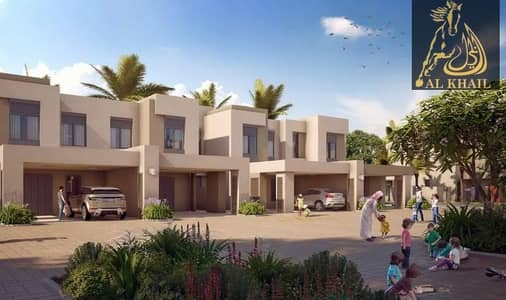 4 Bedroom Townhouse for Sale in Town Square, Dubai - 4 BR SAFI VILLA BEST LOCATION BEST DEAL