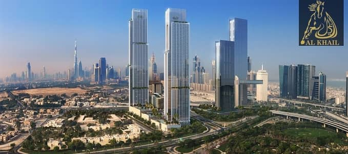2 Bedroom Apartment for Sale in Bur Dubai, Dubai - Classy 2BR Apartment Perfect Location Stunning Views