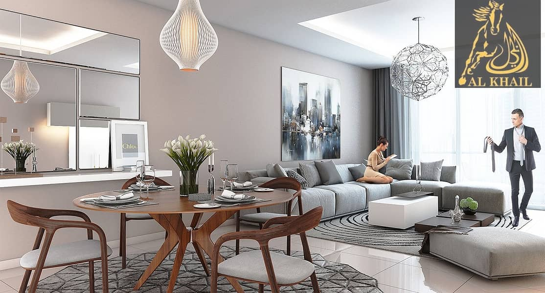 2 Luxurious 2BR for sale in Dubai Silicon Oasis 3 Years Post Handover Affordable Price