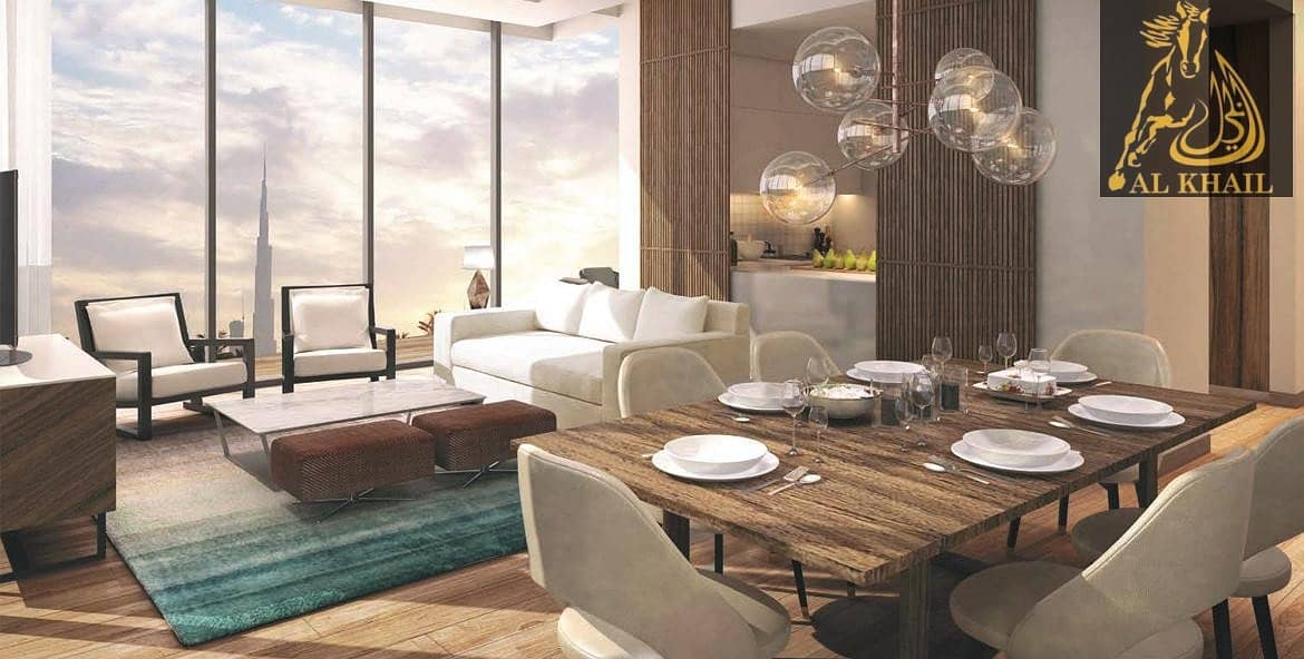 16 Best Investment Exquisite 1BR in MBR City Ready to Move Easy Payment Plan
