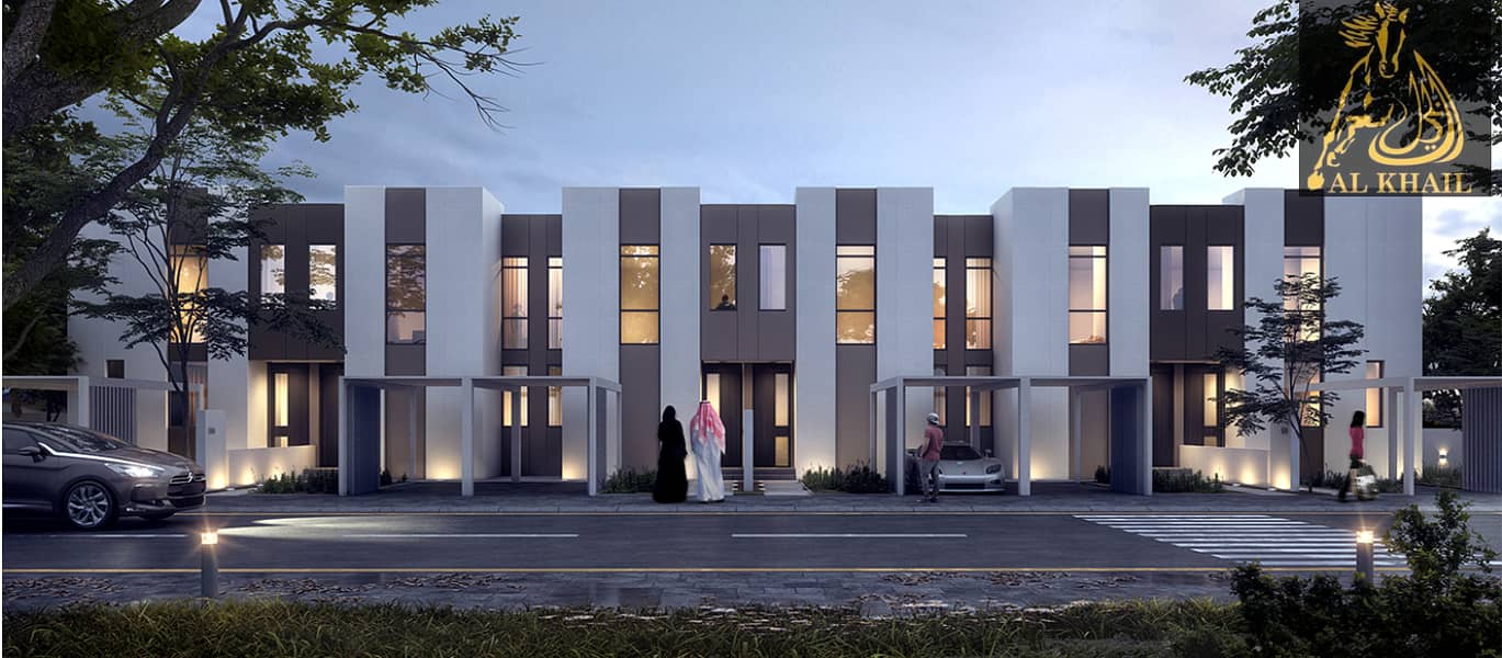 10 Signature Villa luxurious 5 Bedroom 0 Service charge DOWN PAYMENT 10%