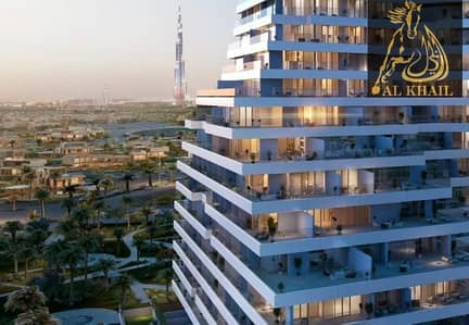 Fully Furnished Alluring Studio in Dubai Healthcare City Easy Payment Plan
