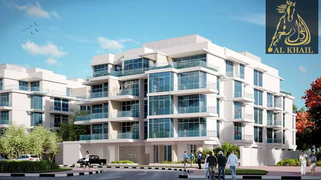 2 Ready to Move Large 2BR Apartments in Meydan Perfect Location Stunning Views