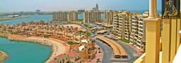 7 Ready Elegant 2BR Apartment in Al Hamrah Village Easy Payment Plan Scenic Views