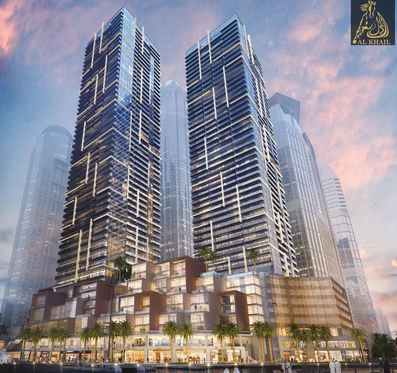 2 Grandeur 4BR Duplex Penthouse for sale in Dubai Marina   Ready to Move  with Easy Payment Plan   Accessible Location