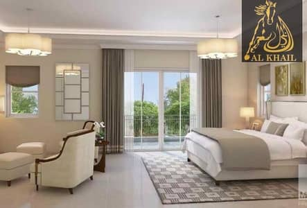 Magnificent Large  6BR Villa for sale in Arabian Ranches Easy Payment Plan