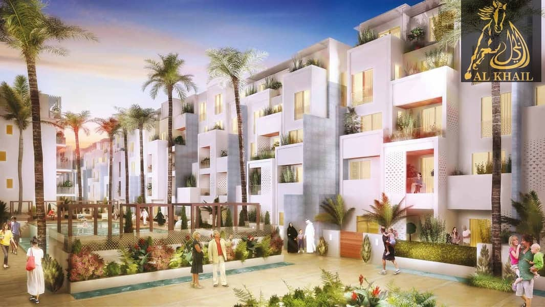 Best Location Alluring 4BR Duplex in Mirdif Hills Flexible Payment Plan
