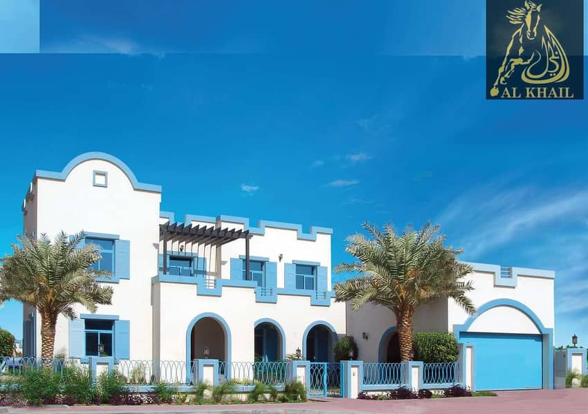 Invest Affordable Elegant 3BR Semi Detached Villa for sale in Falconcity   Ready to Move   Perfect Location
