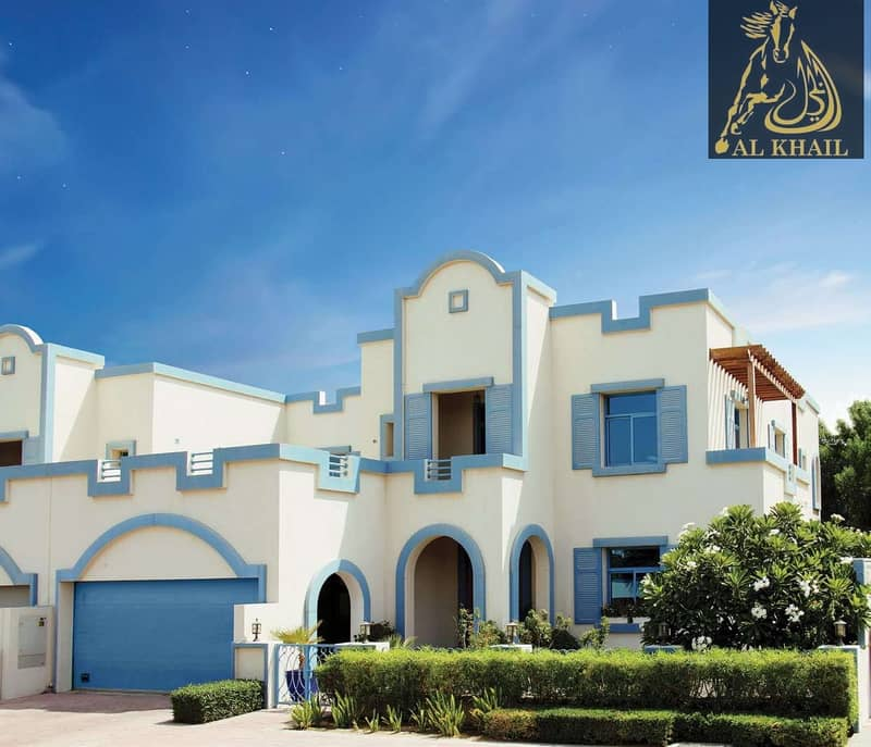 2 Invest Affordable Elegant 3BR Semi Detached Villa for sale in Falconcity   Ready to Move   Perfect Location