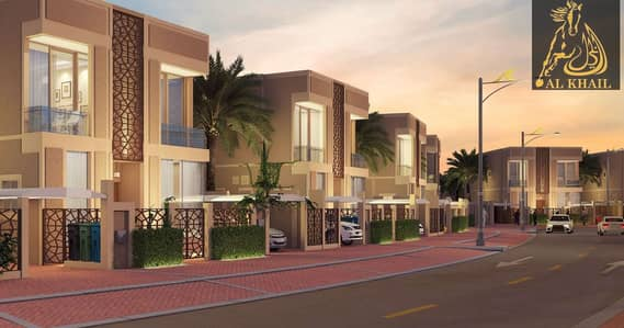 Exquisite 5BR Villa in Falconcity On Affordable Price Flexible Payment Plan