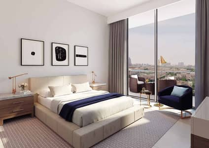 Luxurious Affordable 1BR for sale in Dubai Silicon Oasis Prime Location