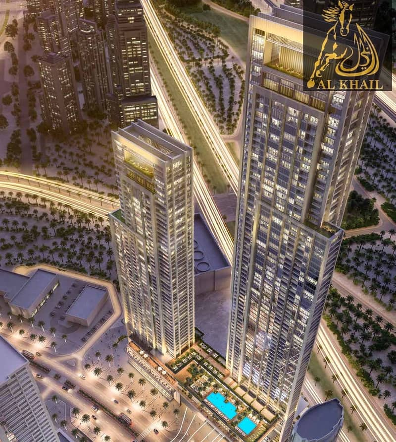 15 Alluring 4BR Apartment for sale in Downtown Dubai | 3 Years Post Handover Payment Plan | Amazing Views of Dubai Opera