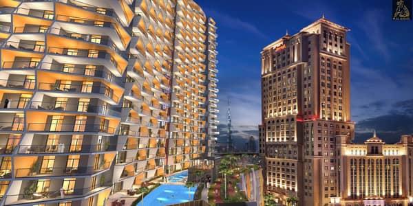 فلیٹ 1 غرفة نوم للبيع في بر دبي، دبي - 1BR Binghatti Avenue Al Jaddaf Bur Dubai