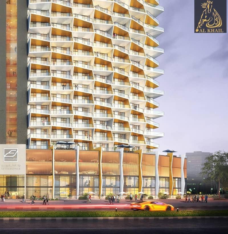 13 3BR Binghatti Avenue Al Jaddaf Bur Dubai