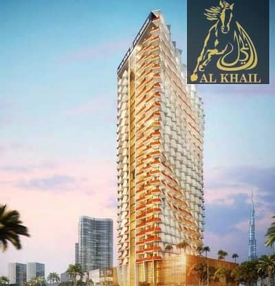 استوديو  للبيع في الخليج التجاري، دبي - Stylish Studio in Business Bay Flexible Payment Plan Affordable Price
