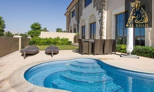 تاون هاوس 4 غرف نوم للبيع في عقارات جميرا للجولف، دبي - READY TO MOVE 4BR VILLA FULL GOLF VIEW