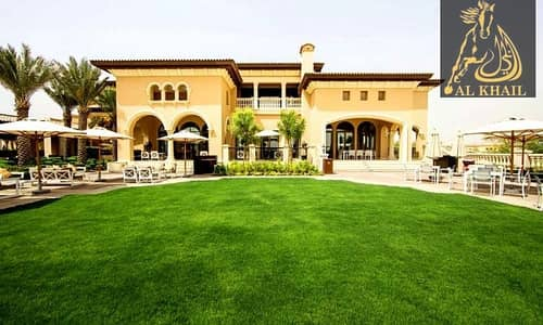 5 Bedroom Villa for Sale in Jumeirah Golf Estate, Dubai - Stunning Golf course view Private Pool
