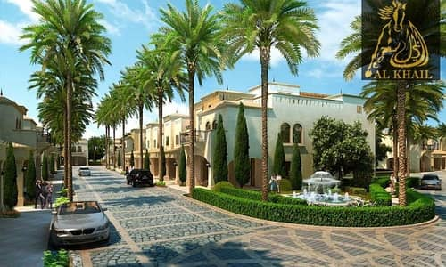 Plot for Sale in Jumeirah Golf Estate, Dubai - Very Large Plot Great Location Amazing Deal