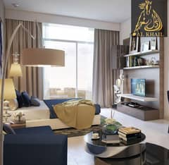 Luxury 2BR Residential Apartment in Golf Community