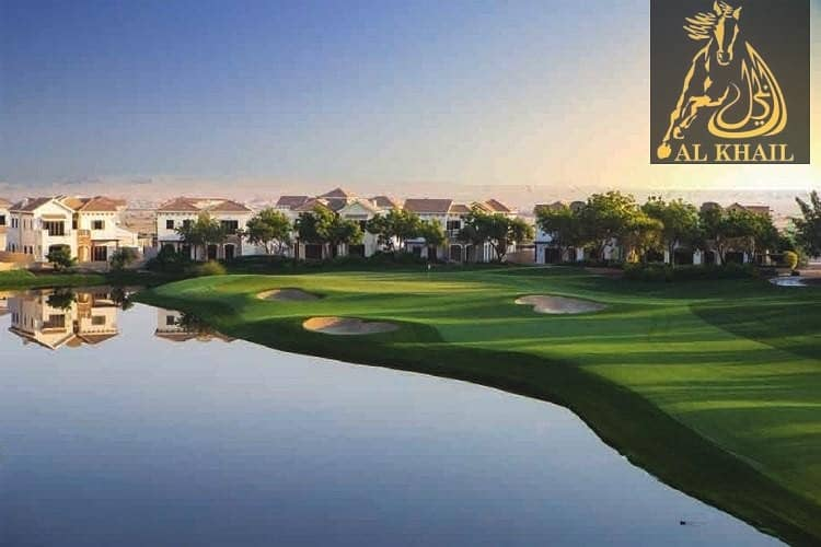 2 LAVISH 2BR IN JUMEIRAH GOLF ESTATE EASY PAYMENT PLAN WITH POST HANDOVER