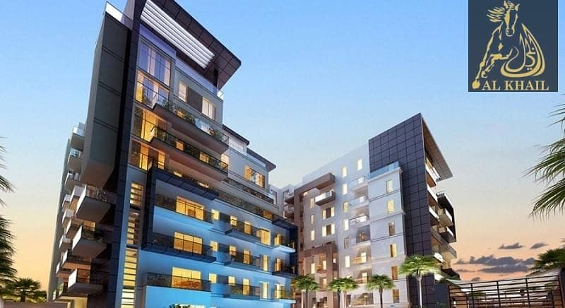 Ready To Move Stylish 1BR In Dubai South Affordable Price Best Location