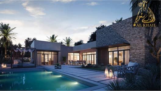 فیلا 3 غرف نوم للبيع في الجرف، أبوظبي - Modern 3 Br Villa In Abu Dhabi Gate City