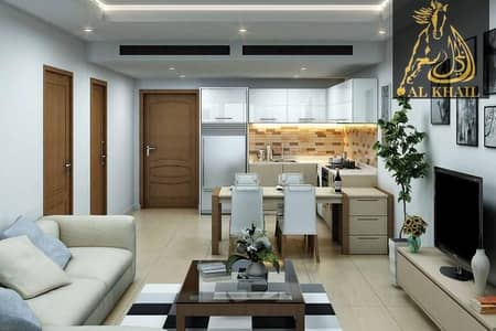 فلیٹ 1 غرفة نوم للبيع في الفرجان، دبي - Affordable Alluring 1BR in Al Furjan Easy Payment Plan