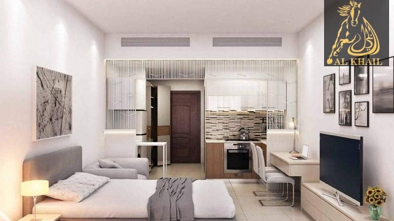 2 Affordable Alluring 1BR in Al Furjan Easy Payment Plan