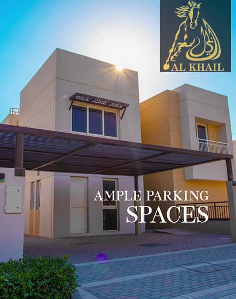 11 4- Bedroom Ready VILLA - Al Zahia With Very Flexible Payment Plan