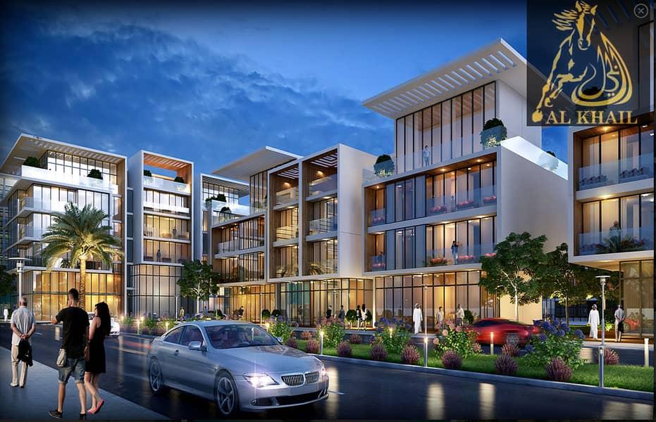 Invest Wide Freehold Splendid Residential Plot In Tilal City Prime Location