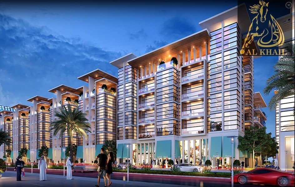 2 Invest Wide Freehold Splendid Residential Plot In Tilal City Prime Location
