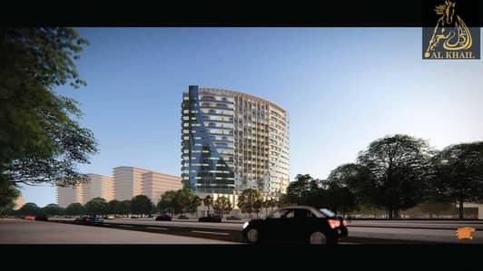 طابق سكني  للبيع في مجمع دبي ريزيدنس، دبي - Invest Splendid Half Floor Apartments in Dubai Residential Complex and get Discount | Offer Flexible Payment Plan