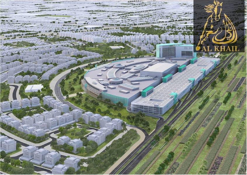 13 Invest Wide Freehold Splendid Residential Plot In Tilal City Prime Location