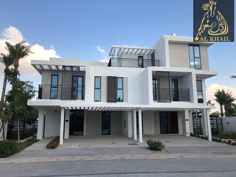 Glamorous 3BR Townhouse in Tilal Al Ghaf | Easy Payment Plan