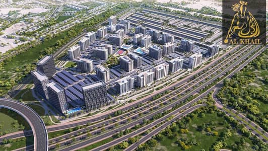 1 Bedroom Flat for Sale in Mohammad Bin Rashid City, Dubai - Lavish 1BR Apartment for sale in Meydan   Flexible Payment Plan   Affordable Price   Perfect Location