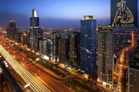 1 Bedroom Flat for Sale in Sheikh Zayed Road, Dubai - Beautiful 1 Bedroom Apartment with Community View in Aykon City Prime Location
