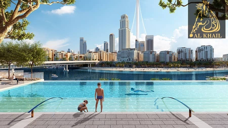 Alluring 4BR Apartment for sale in Dubai Creek Harbour