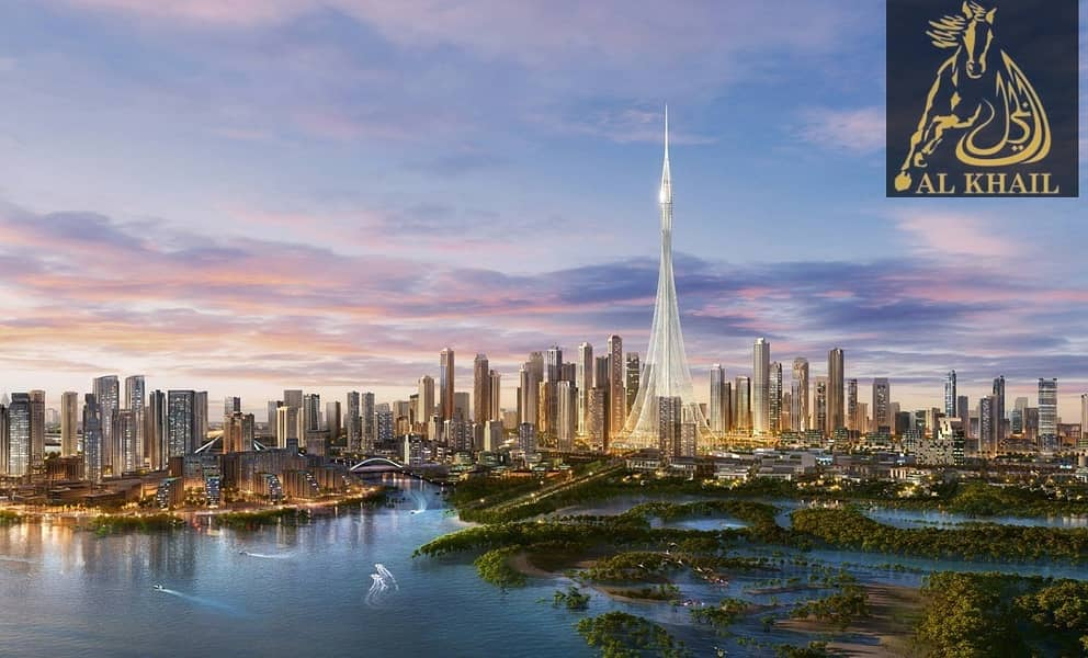 11 Alluring 4BR Apartment for sale in Dubai Creek Harbour