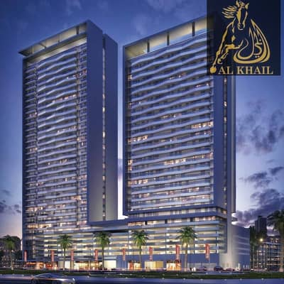 Alluring Spacious 2BR  Apartment for sale in JVC Affordable Price Easy Payment Plan