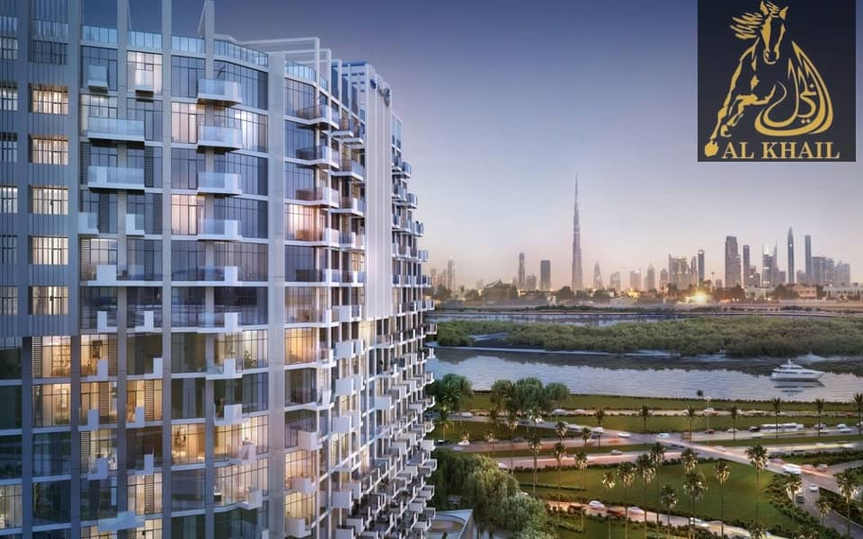 10 Amazing Affordable 1 BR in Dubai Healthcare City Easy Payment Community Views