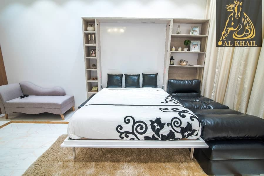 Exquisite Studio Apartment in Business Bay Affordable Price Easy Payment Plan