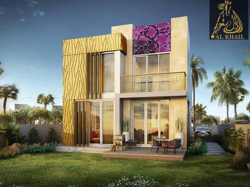 Fashionable Collection Of Luxurious Villas With Interior Design By Just Cavali