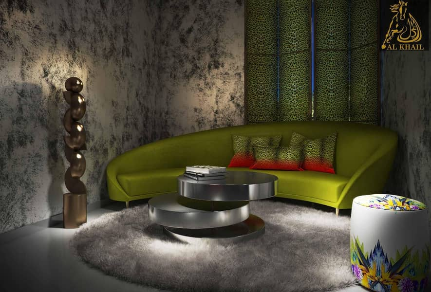 2 Fashionable Collection Of Luxurious Villas With Interior Design By Just Cavali