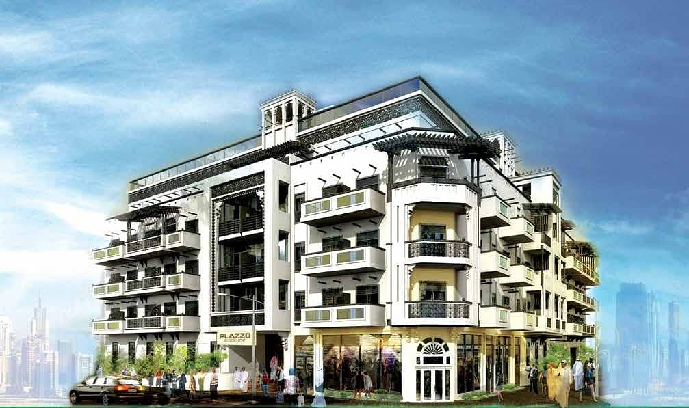 Upscale Affordable 1BR + Store + Balcony Apartment for sale in JVT | On Easy Payment Plan | Only 5% Booking Fee