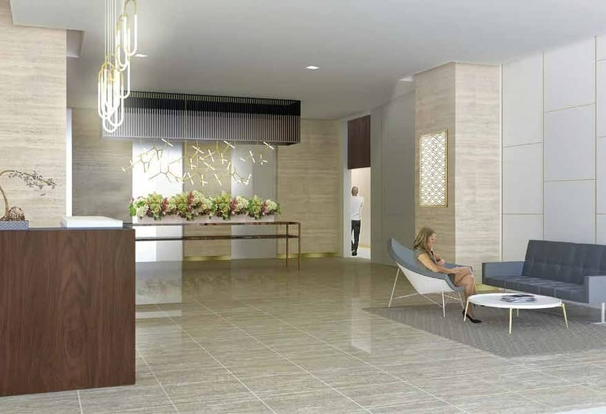 2 Upscale Affordable 1BR + Store + Balcony Apartment for sale in JVT | On Easy Payment Plan | Only 5% Booking Fee
