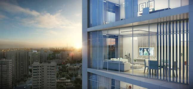 Upscale 3BR Apartment for sale in JVC | Flexible  Payment Plan | Pay 70% On Completion | Stunning  Community Views